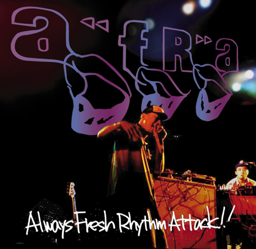 Always Fresh Rhythm Attack!!!